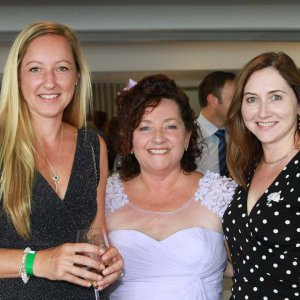 Fiona Jones, Kelly Lewis & Janelle Carson