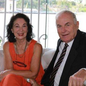 Sue & Bernard Yorke