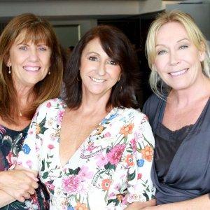 Sue Turner, Leonie Curik & Victoria Van der Meer