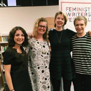 Feminist writers festival - F Magazine