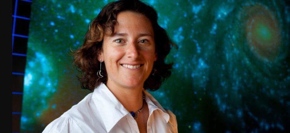 Space Explorer Tamara Davis - F-magazine.online - F magazine