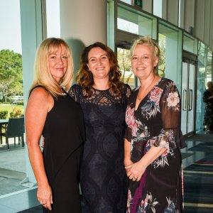 Julie Lynch, Lisa Calea & Lisa De Boar