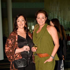 Karen Baildon & Nicole Evans