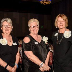 Rosemary Seery, Janice Morton & Sheree Shannon