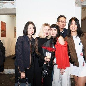 Karen Widjaja, Sally Ann Gunawan, Emily May Gunawan, Sudana Tjahjadi, Olivia Tjahjadi - fmag