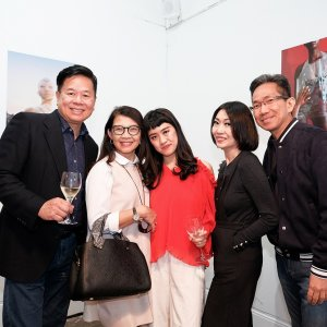 Wilson Supangat, Tuty Supangat, Emily May Gunawan, Karen Widjaja, Sudana Tjahjadi - fmag