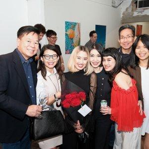 Wilson Supangat, Tuty Supangat, Sally Ann Gunawan, Karen Widjaja, Emily May Gunawang, Sudana Tjahjadi, Olivia Tjahjadi -fmag
